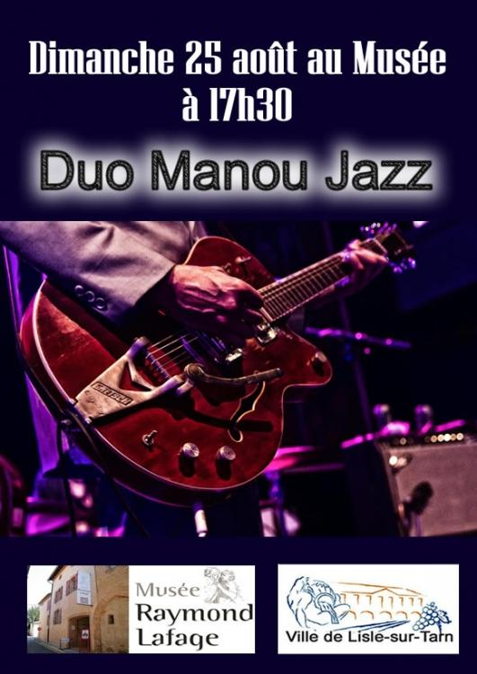 Duo Manou Jazz